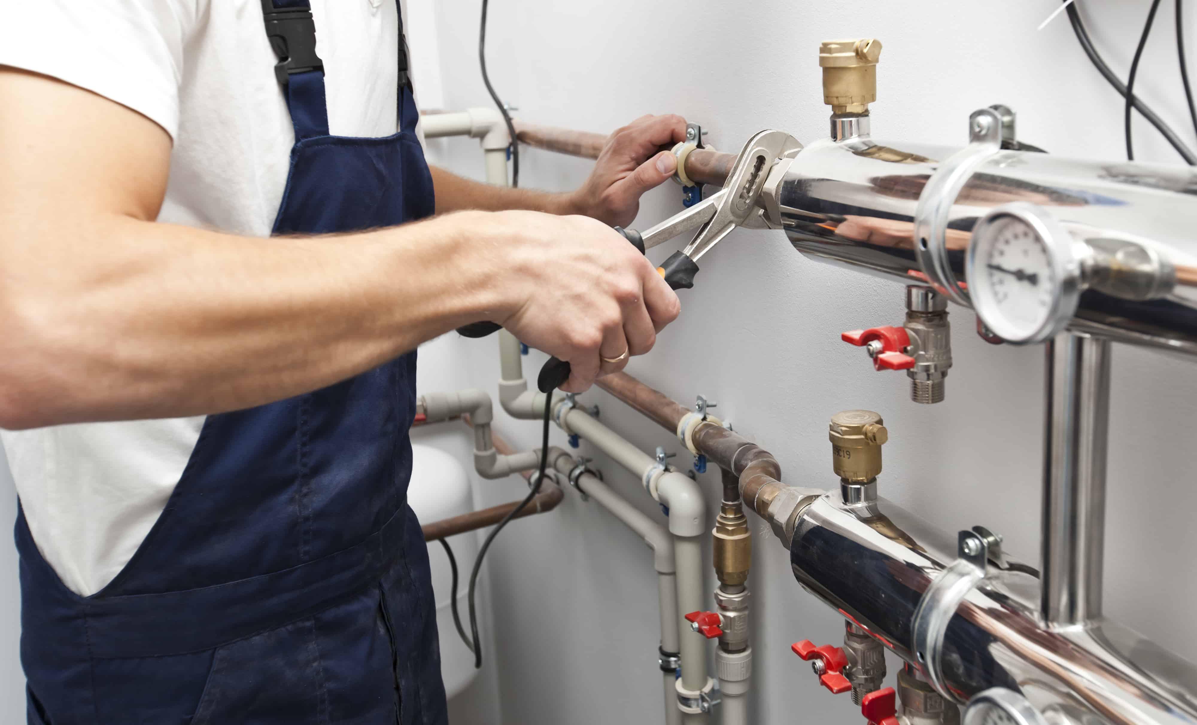 contrôle eaux chaudes sanitaires