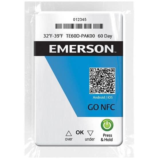 Enregistreur de température électronique GO NFC