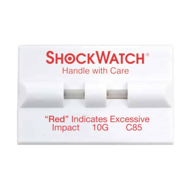 Clip et Mini Clip ShockWatch