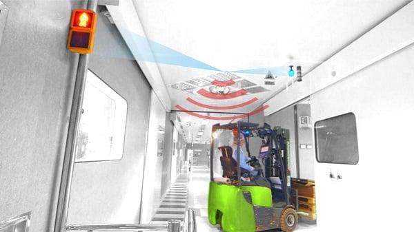 TCS : Solution fermeture automatique de porte