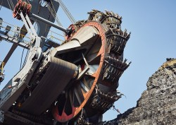 Exploitation minière : Chantier minier