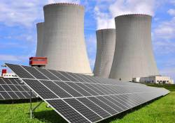Production d'énergie : Central Nucléaire
