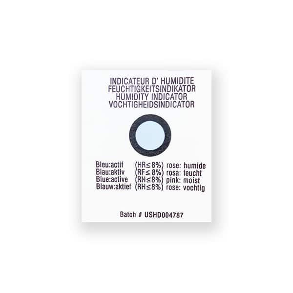 image de la carte indicatrice d'humidité 8%