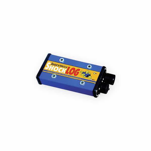image de l'enregistreur de choc et vibration shocklog rd298