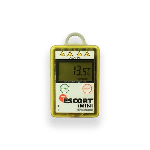 image de l'enregistreur de température et humidité escort imini