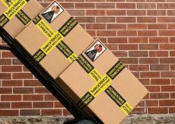 Domaine emballage : indicateur de choc