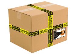 Emballage : Indicateur de choc sur colis
