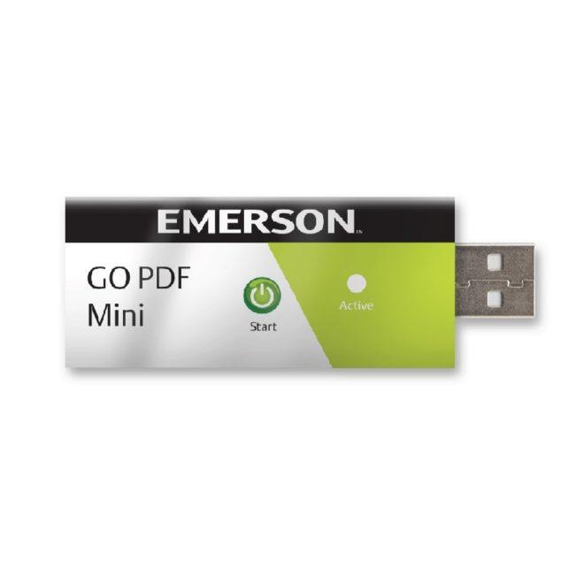 Enregistreur de température électronique USB GO PDF Mini