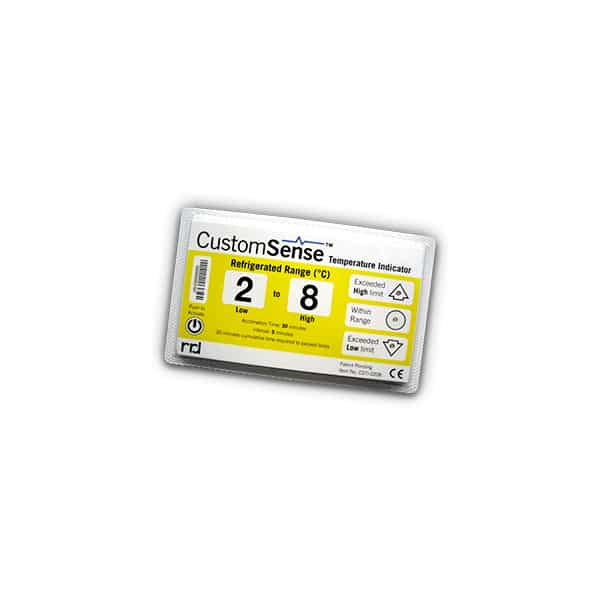 image de l'indicateur de température électronique customsense
