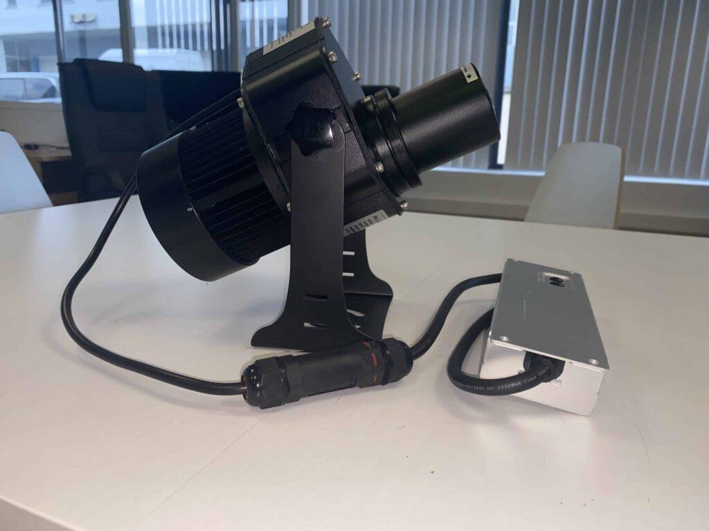 image du système alerte visuelle VAS 80W