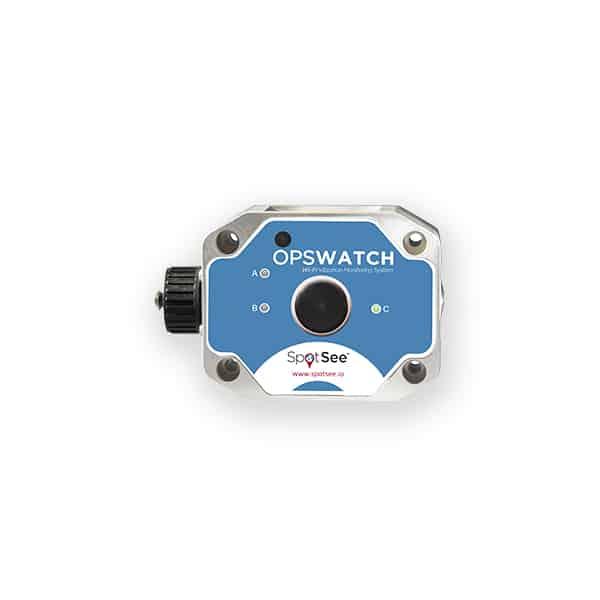 image de l'enregistreur de vibration Opswatch