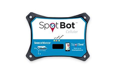 image article enregistreur de choc connecte spotbot