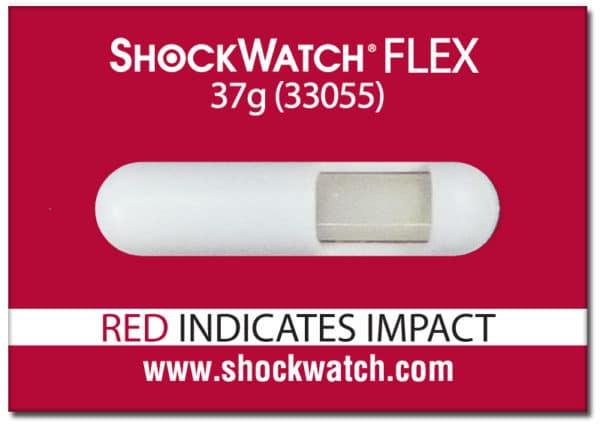 ShockWatch Flex Single