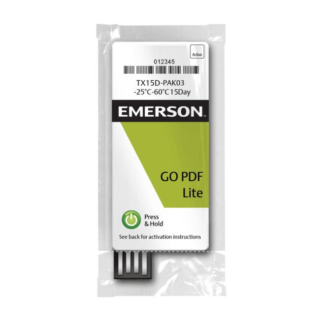 Enregistreur de température électronique