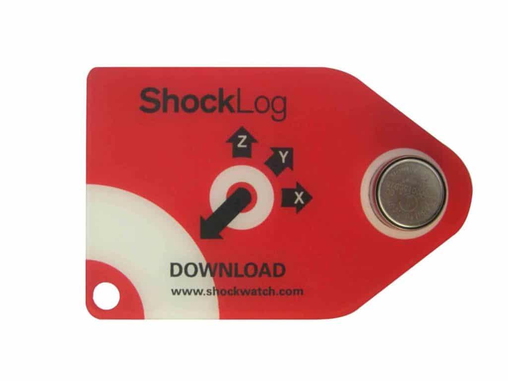 Clé électronique Shocklog_248