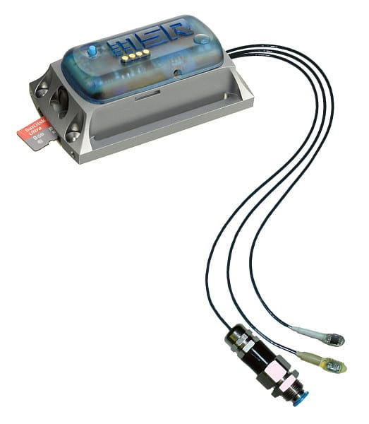 Sensors externe enregistreur de choc MSR 165