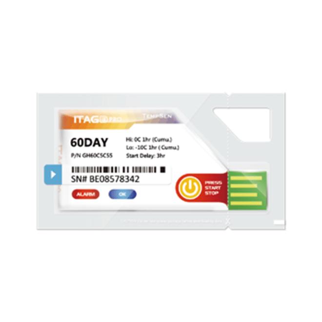 Enregistreur de température électronique ITAG3 Pro