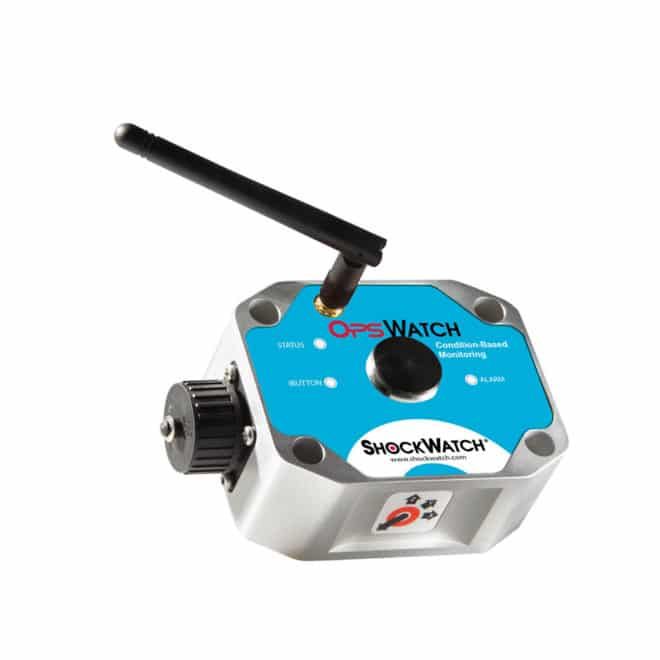 Enregistreur électronique de vibration OpsWatch
