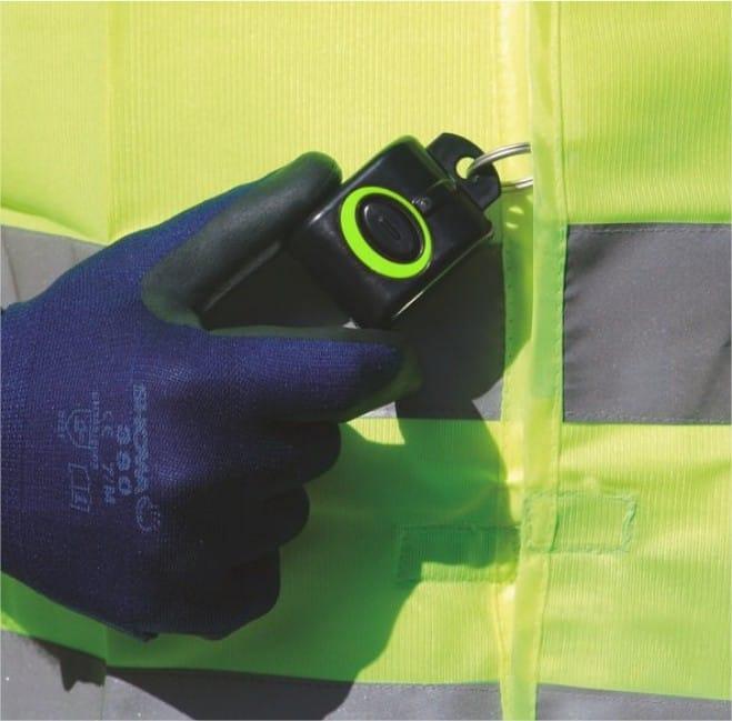 Tag personnel pour détection des piétons
