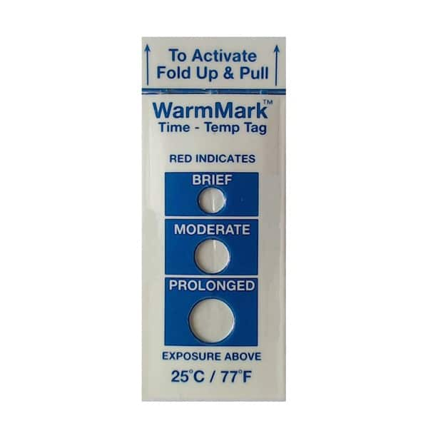Indicateur de température WarmMark