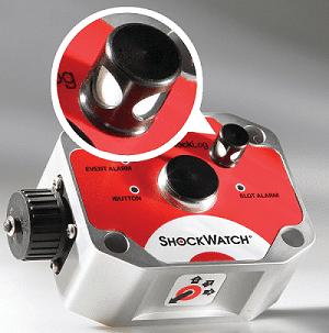 Enregistreur électronique Shocklog option humidité