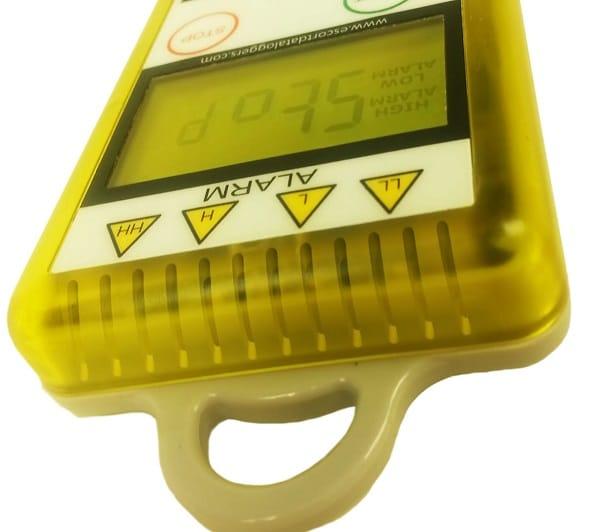 image de l'enregistreur de température électronique Escort iMINI option humidité