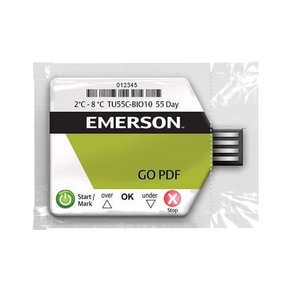 Enregistreur de température GO PDF Médical et Industrie