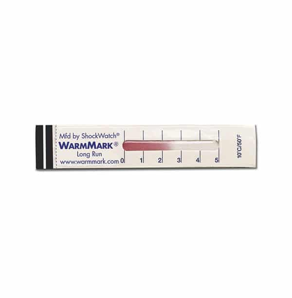 Indicateur de température WarmMark Long Run
