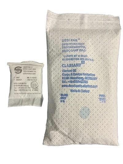 Format sachets déshydratants DESI PAK