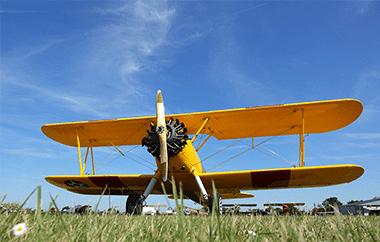 image article indicateur de choc Mag 2000 sur les avions de l'aéroclub de Chavenay-Villepreux